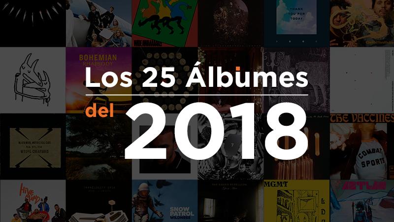 Los 25 álbumes de 2010 - Musicologos